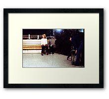 Gaylen Ross  Framed Print