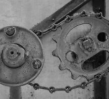 Chain Drive  by John  Kapusta