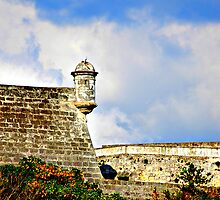 Havanna Harbour Fort by 74522