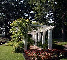 Lincoln Park Pergola by kkphoto1