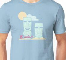 Easter Island Summer Fun Unisex T-Shirt