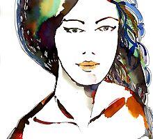 Carolina by Mariuca Calin