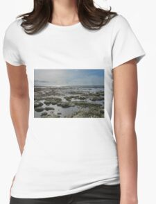 Land or Sea Womens Fitted T-Shirt