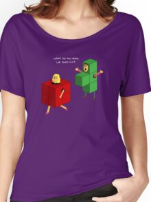 The Wrong Fit Women's Relaxed Fit T-Shirt
