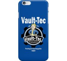 Vault Tec Industries - Protecting You From Armageddon iPhone Case/Skin