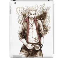 Spike iPad Case/Skin
