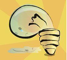 A Sad Light by elledeegee