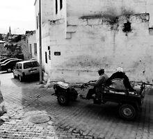 Turkish Village by clodaghsmith