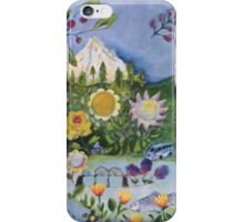 Perennially Playful Portland iPhone Case/Skin
