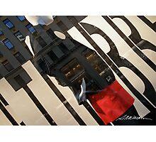 Avenue 5-Street Wear Photographic Print