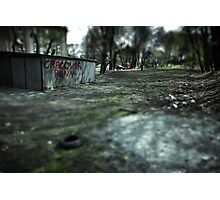 Little cities 02 Photographic Print