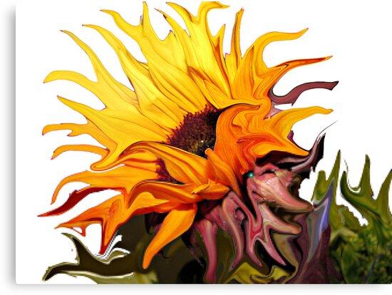 ~ Fireburst ~ by Brenda Boisvert
