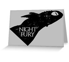 House of Dragons Greeting Card