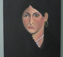 The Artists' Wife by Vasquez 1800 by Jsimone