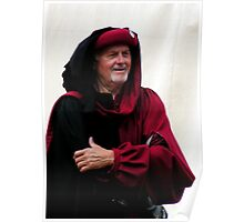 A hopeful Medieval merchant during the crusial battle 2 Poster