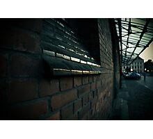 dusk ..... Photographic Print