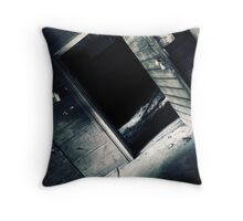 21.7.2010: Welcome to Darkness Throw Pillow