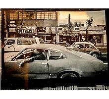 mexico city Photographic Print