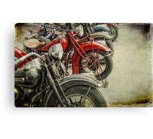 The Classics Canvas Print
