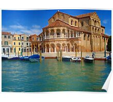Venice Italy Poster