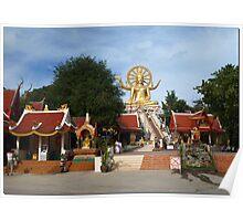 Buddha City Poster