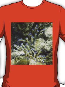 Purple Tipped Giant White Sea Anemone T-Shirt