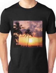 Relaxation and Vacation in a Caribbean Paradise Unisex T-Shirt
