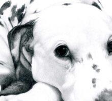 Misty Pups  Sticker