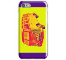 Classic VW 21 window Mini Bus Pop Art iPhone Case/Skin