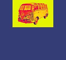 Classic VW 21 window Mini Bus Pop Art Unisex T-Shirt