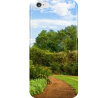Impressions of London – Gardens at St James's Royal Park iPhone Case/Skin