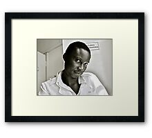 Young Doctor . by Brown Sugar.Mr.Medicine. Views (376) Thx ! Featured 50+ GROUP. Framed Print