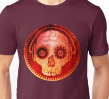 Steamed Skull Unisex T-Shirt