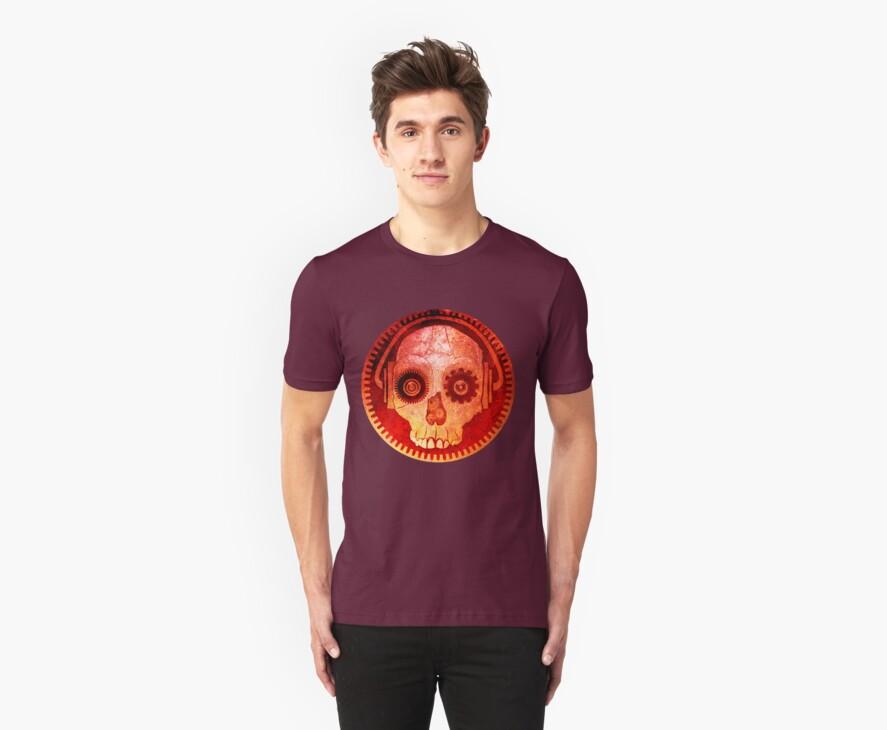 Steamed Skull by David Atkinson