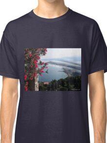Hummingbird in Sicily Italy Classic T-Shirt