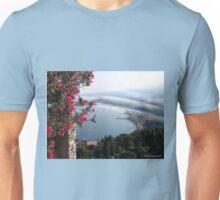 Hummingbird in Sicily Italy Unisex T-Shirt