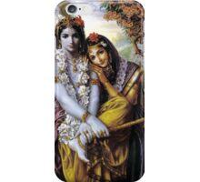 Radhakrishna iPhone Case/Skin