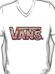 Vans Pink Tribal Print T-Shirt