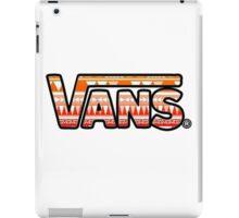 Vans Pink Tribal Print iPad Case/Skin