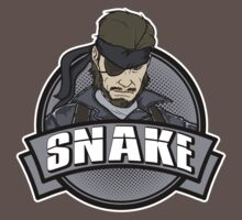 Solid Snake by Game-Nation