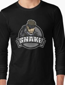 Solid Snake Long Sleeve T-Shirt