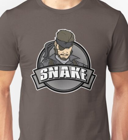 Solid Snake Unisex T-Shirt
