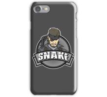 Solid Snake iPhone Case/Skin