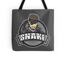 Solid Snake Tote Bag