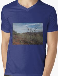 Flinders Landscape Mens V-Neck T-Shirt