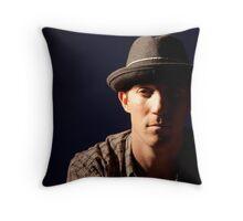 Hatchet Lighting  Throw Pillow