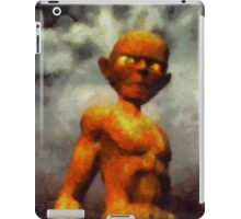 A Gollum by Sarah Kirk iPad Case/Skin