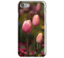 Tulips Flowers iPhone Case/Skin