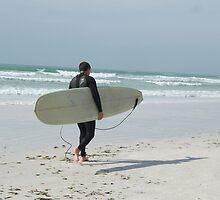 Surfer ! by Rosie Brown