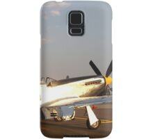 P-51 Mustang Fighter Plane Samsung Galaxy Case/Skin